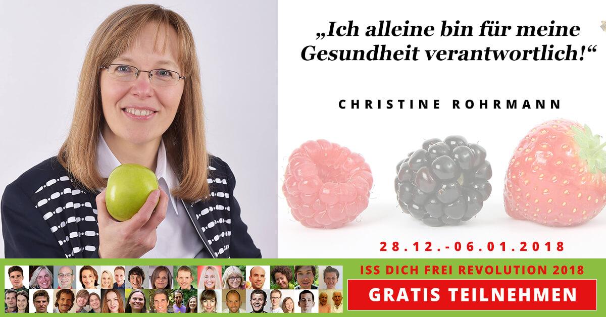 issdichfrei2018-facebook-werbung-ChristineRohrmann